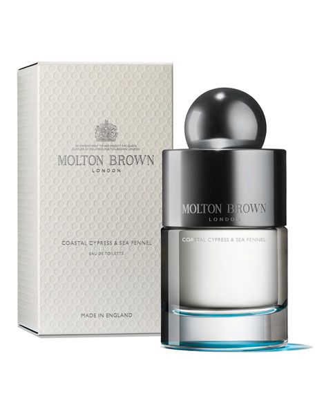 Molton Brown 3.3 oz. Coastal Cypress & Sea Fennel Eau de Toilette