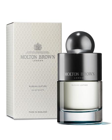 Molton Brown 3.3 oz. Russian Leather Eau de Toilette