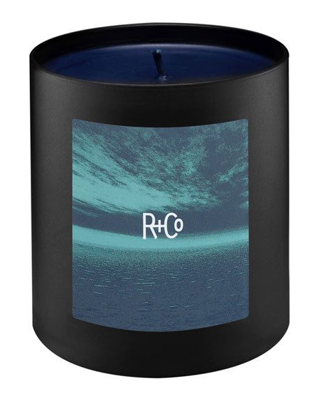 R+Co 8 oz. Dark Waves Scented Candle