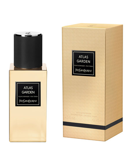 Yves Saint Laurent Beaute 2.5 oz. Exclusive Le Vestiaire Des Parfums Atlas Garden