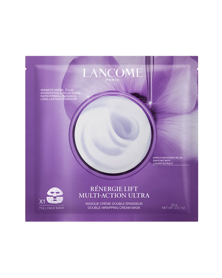 Lancome R&#232nergie Lift Multi-Action Ultra Double-Wrapping Cream Face Mask