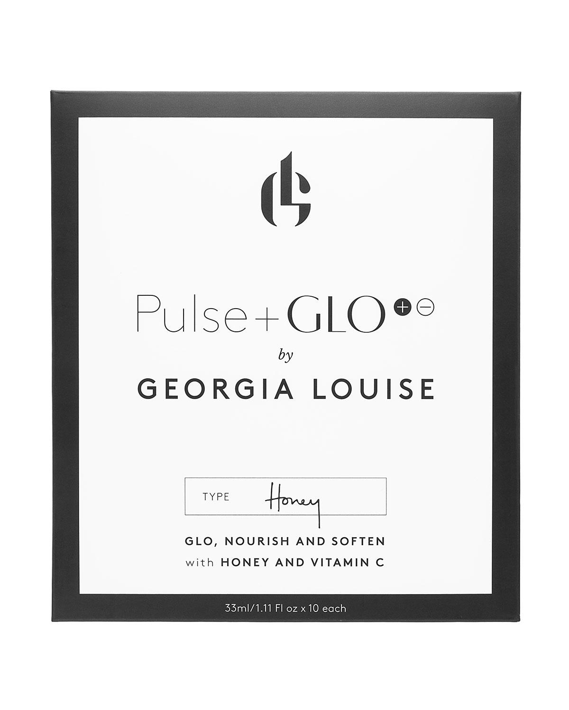 PULSE+GLO Honey Sheet Masks