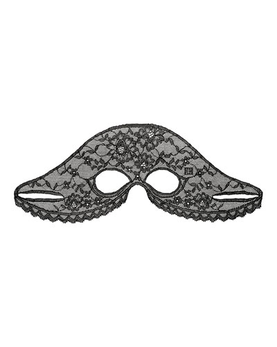 Le Soin Noin Lace Eye Mask
