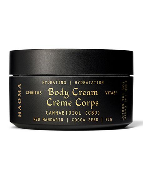 Haoma 6.3 oz. Hydrating Body Cream with CBD