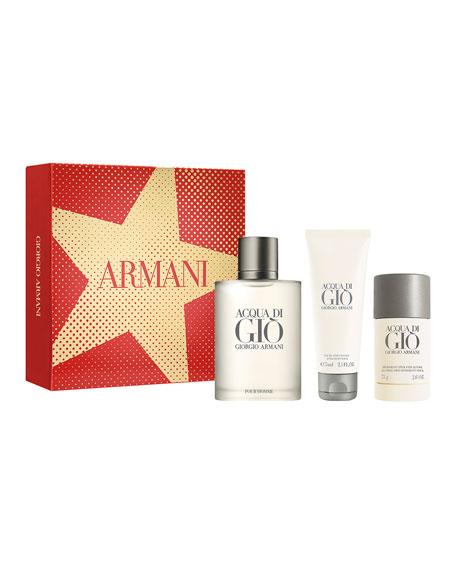 Giorgio Armani Acqua Di Gio 3-Piece Gift Set ($146 Value)