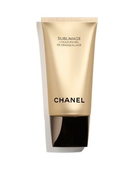 CHANEL <b>SUBLIMAGE L'HUILE-EN-GEL DE D&#201MAQUILLAGE </b><br>Ultimate Comfort and Radiance-Revealing Gel-to-Oil Cleanser