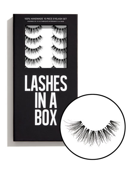 Lashes in a Box No. 26 Lashes, 10 Pairs