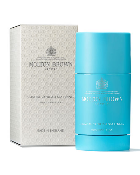 Molton Brown 2.6 oz. Coastal Cypress Sea Flennel Deodorant Stick