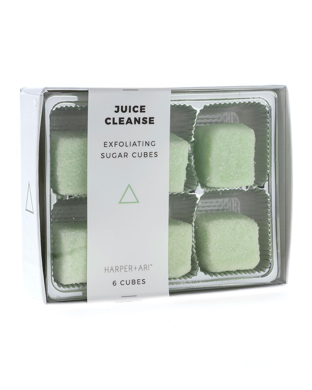 Exfoliating Sugar Cube Box