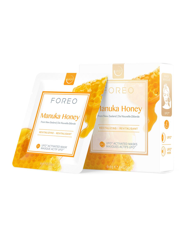 UFO Manuka Honey Revitalizing Mask
