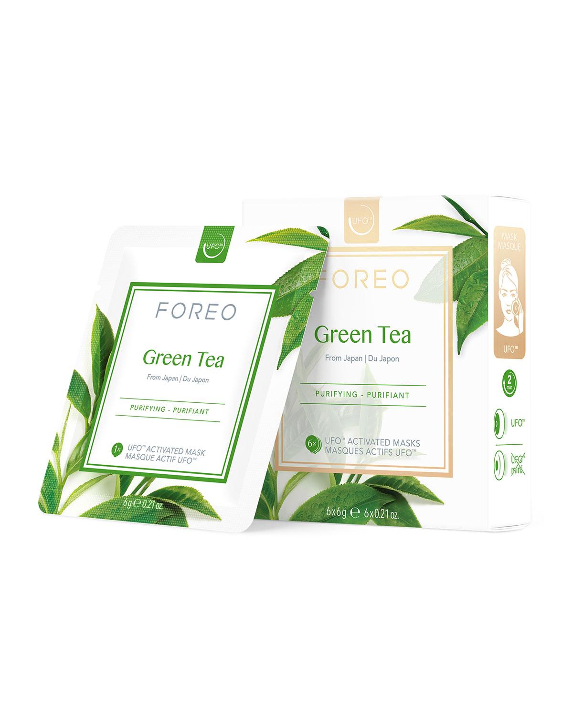 UFO Green Tea Purifying Mask
