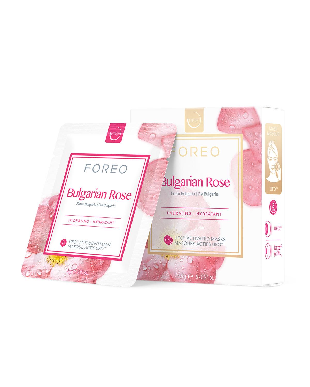 UFO Bulgarian Rose Hydrating Mask