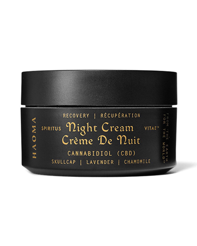 1.6 oz. Recovery Night Cream with CBD & Turmeric