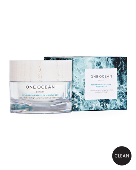 One Ocean Beauty 1.7 oz. Replenishing Deep Sea Moisturizer