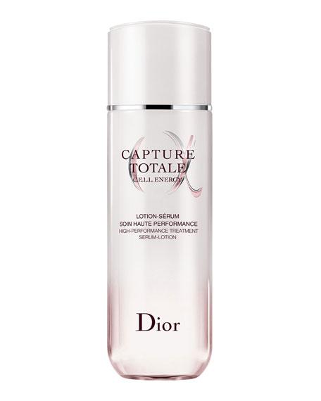 Dior 2.5 oz. Capture Totale C.E.L.L. ENERGY High-Performance Treatment Serum-Lotion