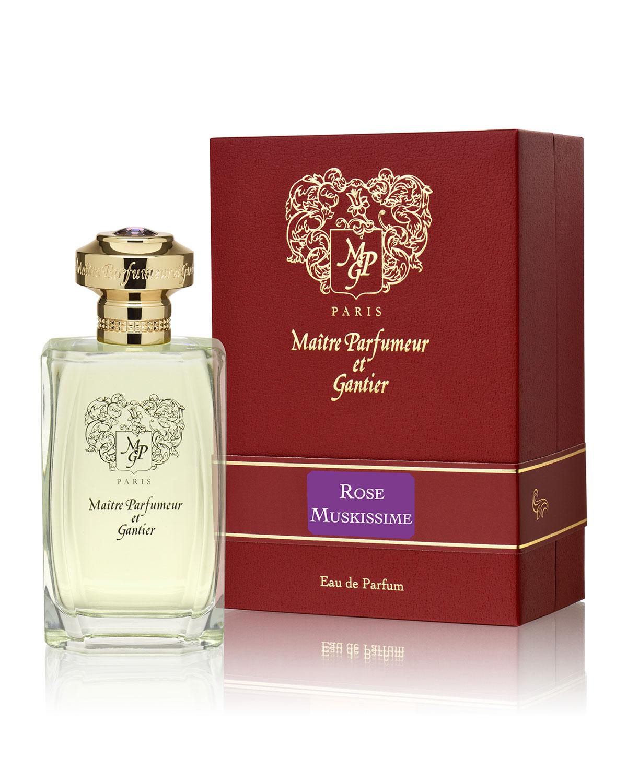 4 oz. Rose Muskissime Eau de Parfum