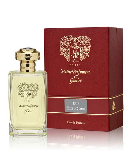 Maitre Parfumeur et Gantier Iris Bleu Gris Eau de Parfum, 4 oz./ 120 mL