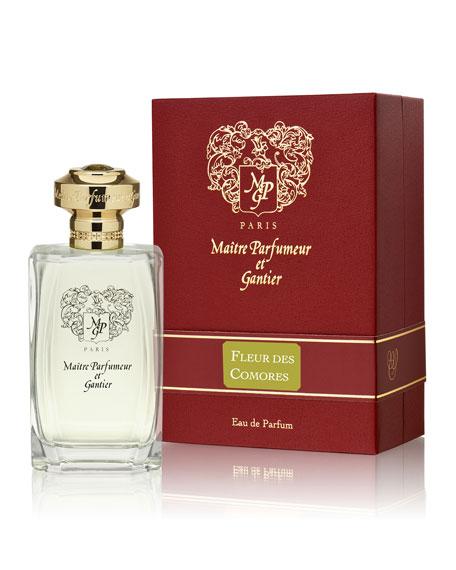 Maitre Parfumeur et Gantier Fleurs de Comores Eau de Parfum, 4 oz./ 120 mL