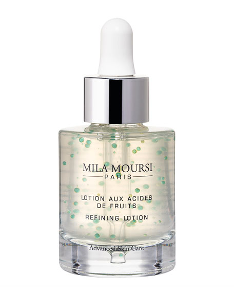 Mila Moursi Lotion Aux Acides De Fruits Refining Lotion, 1 oz./ 30 mL