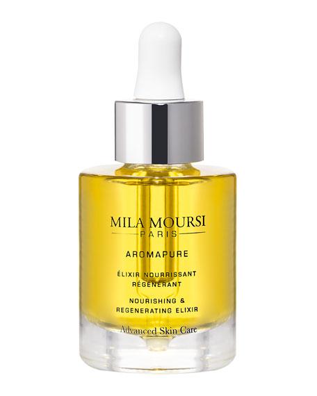 Mila Moursi Aromapure Serum Moisturizing Oil, 1.0 oz. / 30 mL