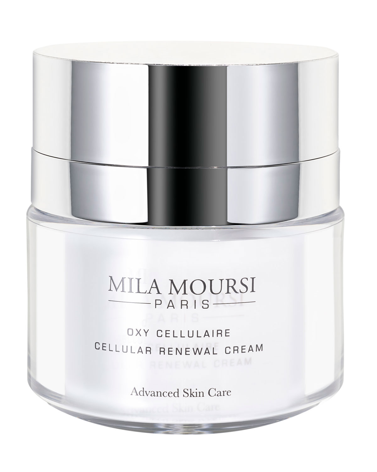 Oxy Cellulaire Cellular Renewal Cream