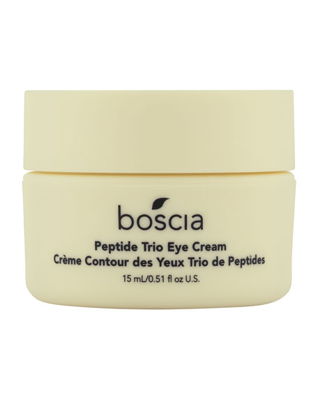 boscia Peptide Trio Eye Cream, 0.5 oz./ 15 mL