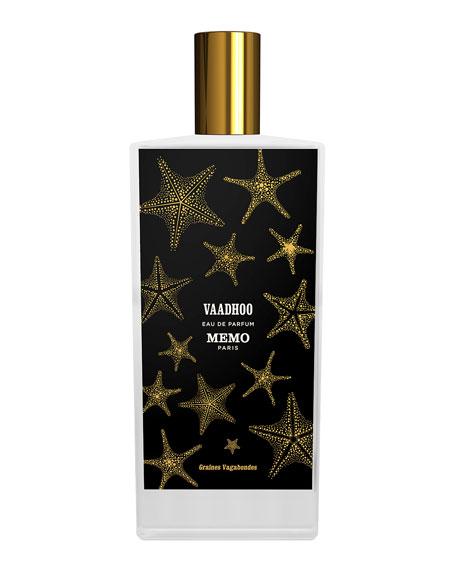 Memo Paris 2.5 oz. Vaadhoo Eau de Parfum