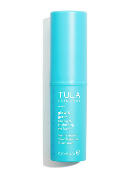 TULA 0.35 oz. Glow & Get It Cooling and Brightening Eye Balm