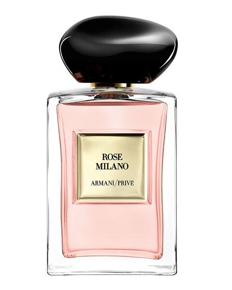 Giorgio Armani Exclusive Rose Milano Eau de Toilette, 3.4 oz./ 100 mL