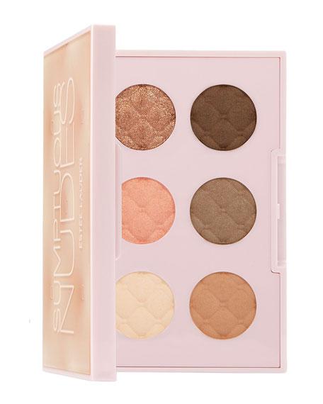 Estee Lauder Sumptuous Nudes Silky-Smooth Eyeshadow Palette