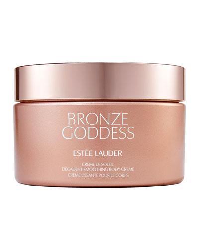 Bronze Goddess Creme de Soleil Decadent Smoothing Body Crème