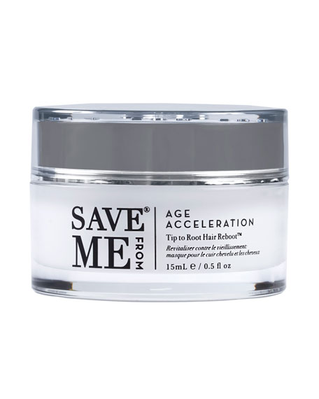 Save Me From Age Acceleration Tip to Root Hair Reboot, 0.5 oz./ 15 mL