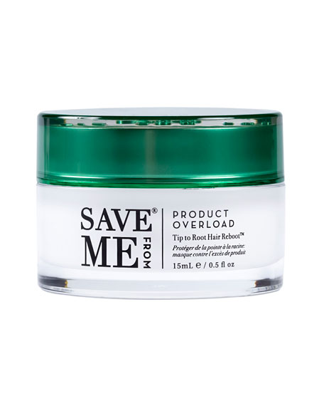 Save Me From 0.5 oz. Product Overload Tip to Root Hair Reboot