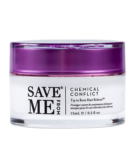 Save Me From Chemical Conflict Tip to Root Hair Reboot, 0.5 oz./ 15 mL