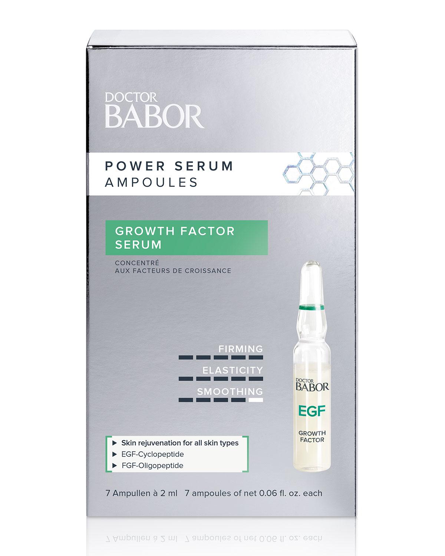 POWER SERUM AMPOULES Growth Factor Serum