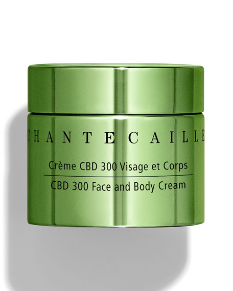 Chantecaille CBD 300 Face and Body Cream, 1.7 oz. / 50 mL