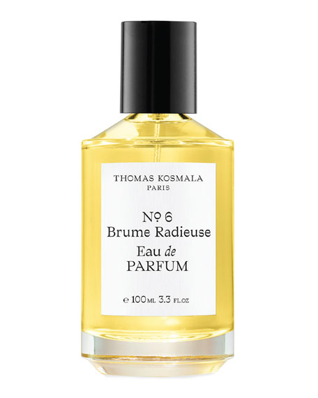 Thomas Kosmala No. 6 Brume Radieuse Eau de Parfum, 3.3 oz./ 100 mL