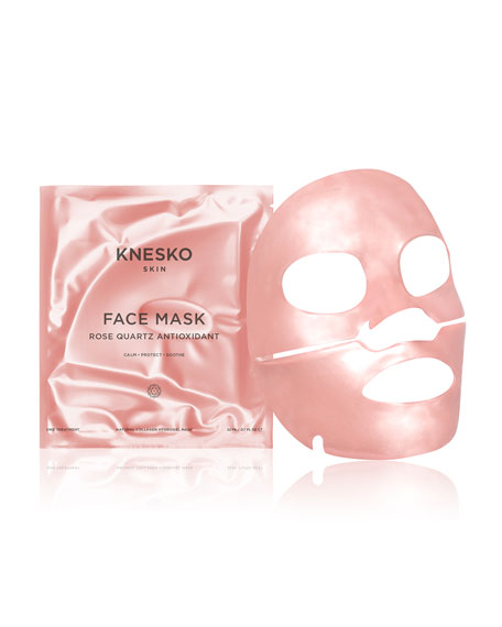 Knesko Skin Rose Quartz Antioxidant Face Mask