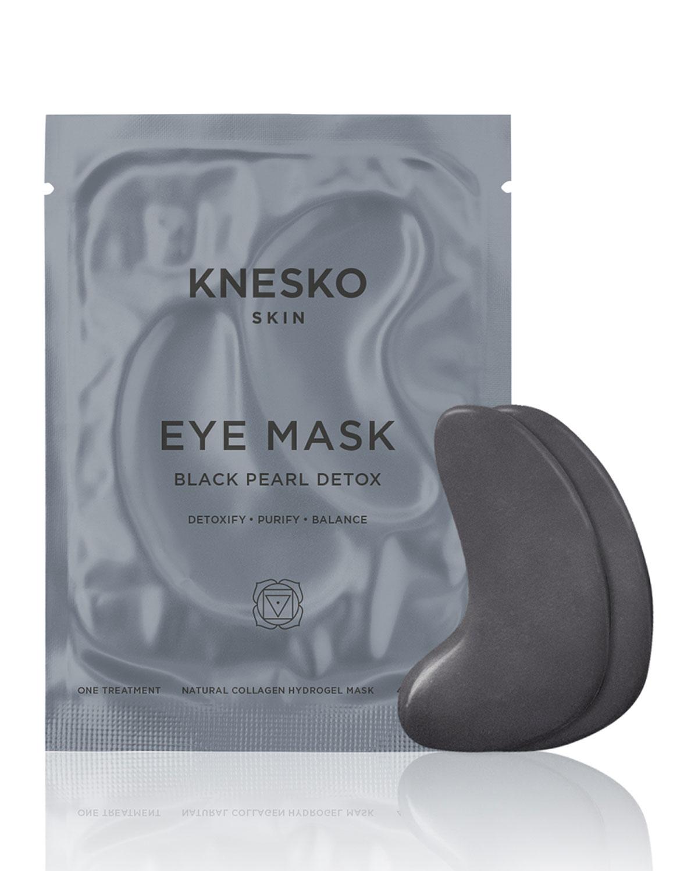 Black Pearl Detox Eye Mask