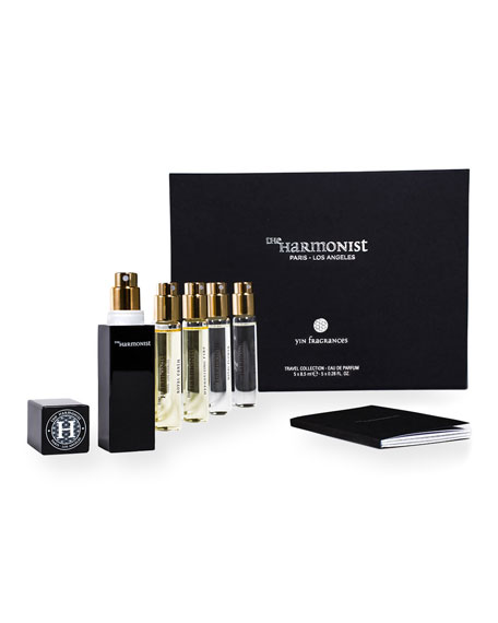 The Harmonist Yin Fragrances Travel Collection