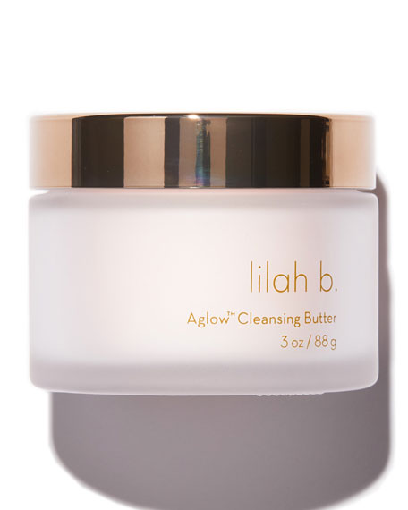 lilah b. 3 oz. Aglow Cleansing Butter
