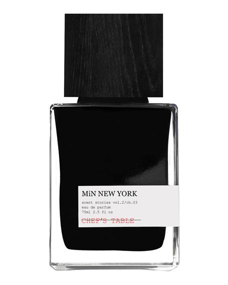 MiN NEW YORK Chef's Table Scent Stories Vol.2/Ch.03 Eau de Parfum, 2.5 oz./ 75 mL