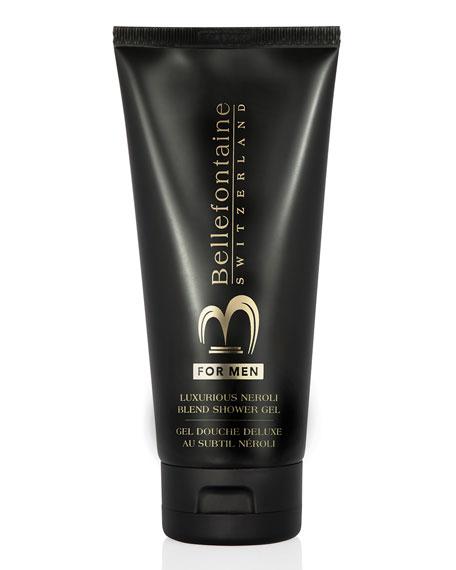 Bellefontaine For Men - 6.8 oz. Luxurious Neroli-Blend Shower Gel