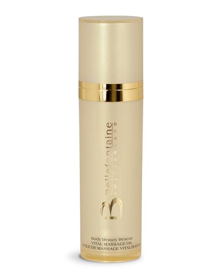 Bellefontaine Body Beauty Rescue - 5 oz. Vital Massage Oil