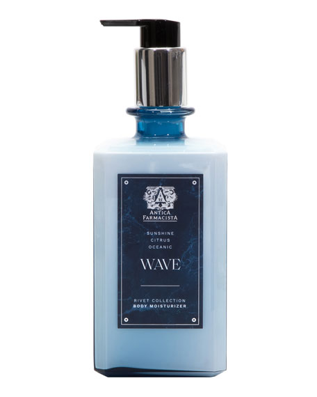 Antica Farmacista Wave Body Moisturizer, 16 oz./ 473 mL