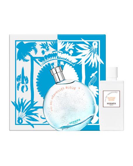 Hermès Eau des Merveilles Bleue Eau de Toilette Gift Set