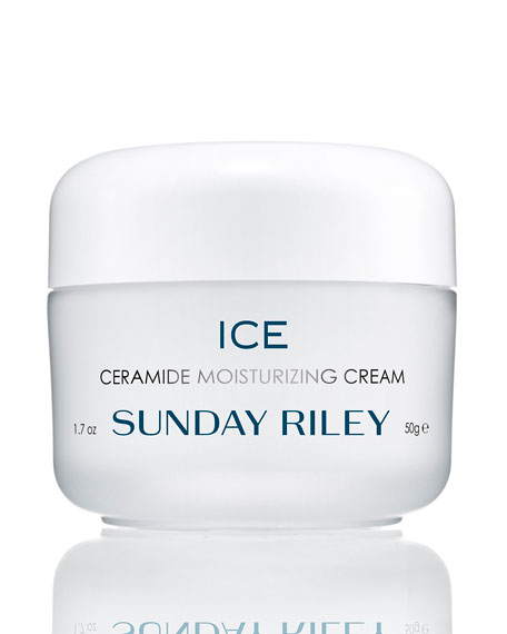 Sunday Riley Modern Skincare ICE Ceramide Moisturizing Cream, 1.76 oz. / 50 g