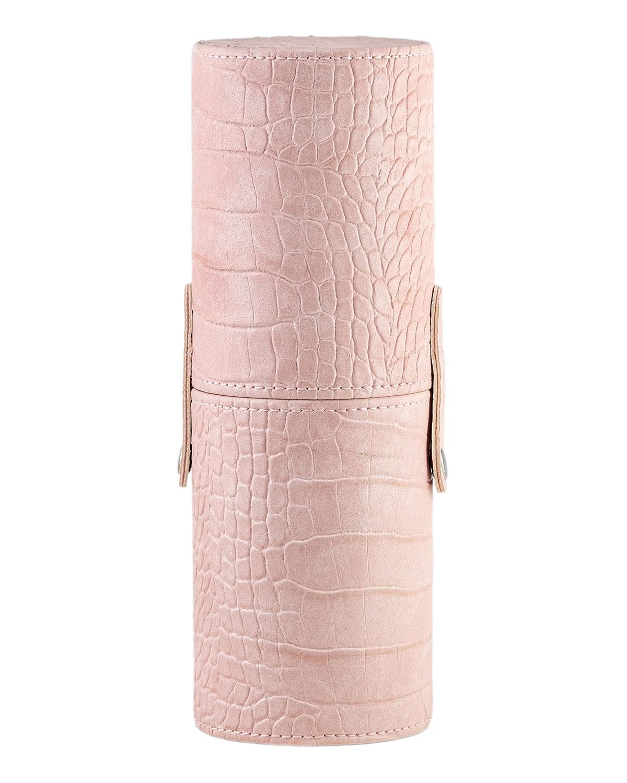 Matt Pink Brush Case