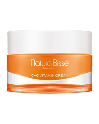 3.4 oz. C+C Vitamin Cream - Value Size ($176 Value)