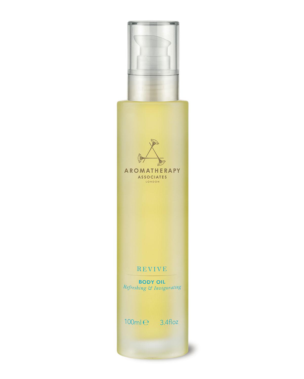 3.4 oz. Revive Massage & Body Oil